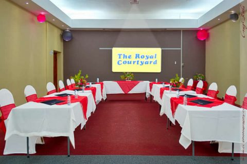 Royal Courtyard Matatiele offers 3 on site Conference Venues
